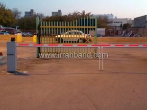 راهبند 615 فک نصب شده